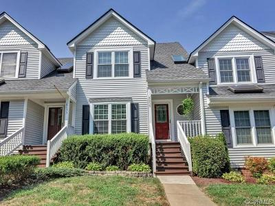 Chesterfield County Condo/Townhouse For Sale: 8035 Buford Commons