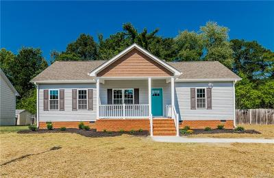 Single Family Home For Sale: 771 King Avenue