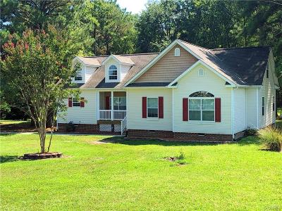 Chester VA Single Family Home For Sale: $249,500
