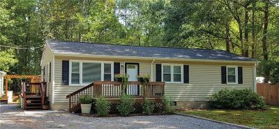 Mathews Single Family Home For Sale: 751 Tabernacle Road