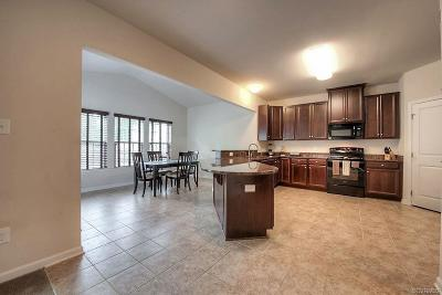 Chester Single Family Home For Sale: 10712 Ethens Mill Road