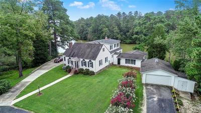 Heathsville Single Family Home For Sale: 630 Sandy Point Road