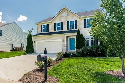 Chesterfield County Single Family Home For Sale: 11600 Great Willow Dr