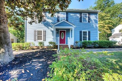 Chesterfield County Single Family Home For Sale: 410 Eastman Road