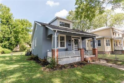 Richmond Single Family Home For Sale: 728 Arnold Avenue