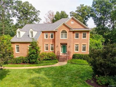 Henrico Single Family Home For Sale: 4005 Wheat Court