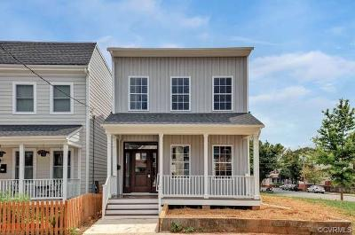 Richmond Single Family Home For Sale: 603 N 32nd Street