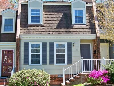 Henrico Condo/Townhouse For Sale: 35 Huneycutt Drive