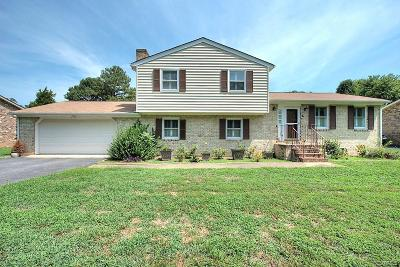 Chester Single Family Home For Sale: 4624 Treely Road