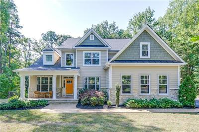 Goochland Single Family Home For Sale: 12651 River Road