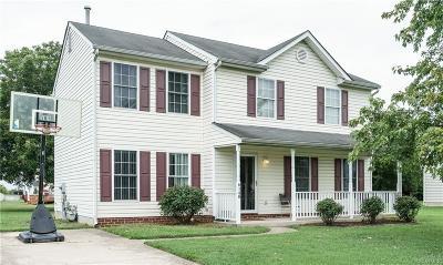 Henrico Single Family Home For Sale: 6148 Varina Point Lane