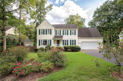 Chesterfield Single Family Home For Sale: 11307 Eastcliff Drive