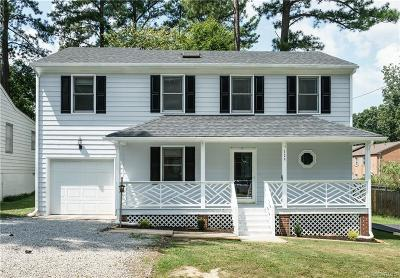 Colonial Heights Single Family Home For Sale: 124 Lakeside Drive