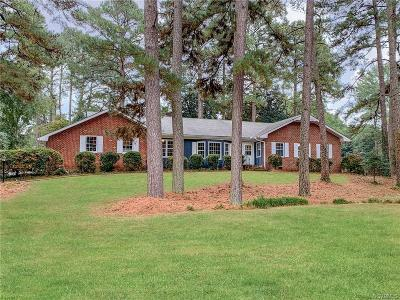 Single Family Home For Sale: 3613 Traylor Drive