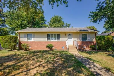 Richmond Single Family Home For Sale: 804 Erich Road