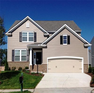 Chesterfield County Single Family Home For Sale: 6400 Doyles Trail