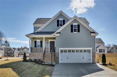 Chesterfield County Single Family Home For Sale: 18242 Twin Falls Lane