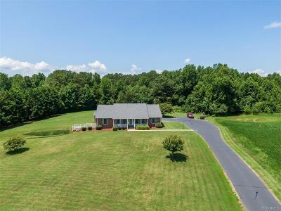 Spotsylvania County Single Family Home For Sale: 2420 Butler Road