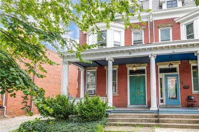 Richmond Single Family Home For Sale: 7 N Mulberry Street