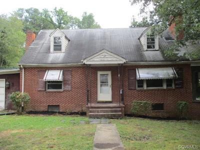 Richmond Single Family Home For Sale: 2129 Bywood Lane