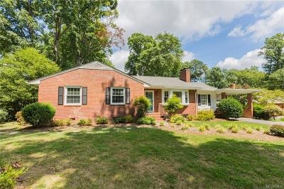 Henrico County Single Family Home For Sale: 8306 Bronwood Road
