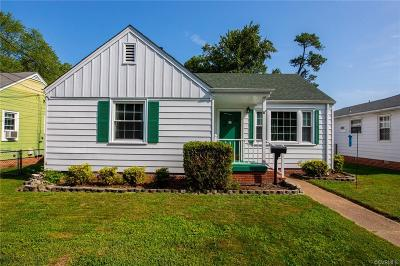 Henrico Single Family Home For Sale: 2714 Greenway Avenue