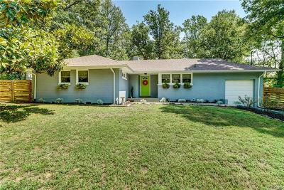 Colonial Heights VA Single Family Home For Sale: $259,900
