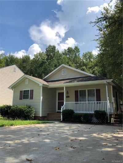 Hopewell Single Family Home For Sale: 2112 Berry Street