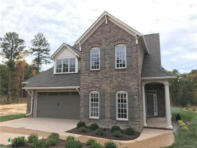 Manakin Sabot Single Family Home For Sale: 309 Piping Rock Road