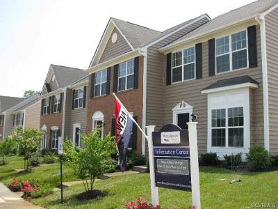 Chester VA Condo/Townhouse For Sale: $209,490