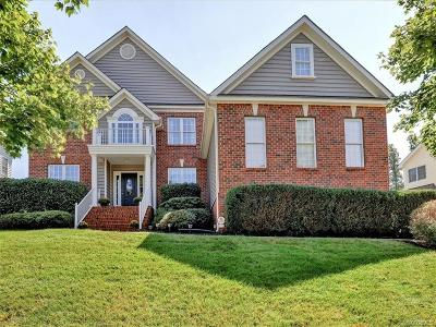 Midlothian Single Family Home For Sale: 1512 Lundy Terrace