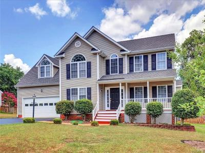Chesterfield Single Family Home For Sale: 11806 Duxbury Place