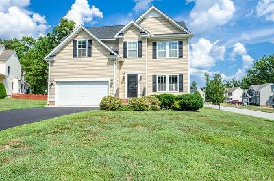Chesterfield Single Family Home For Sale: 5613 Qualla Farms Place