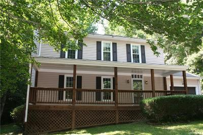 Williamsburg Single Family Home For Sale: 103 Torea Court