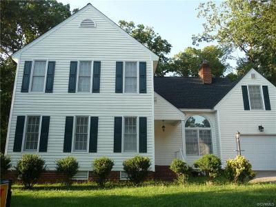 Chester Single Family Home For Sale: 11111 Arbor Green Drive