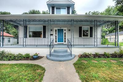 Single Family Home For Sale: 185 Piedmont Avenue
