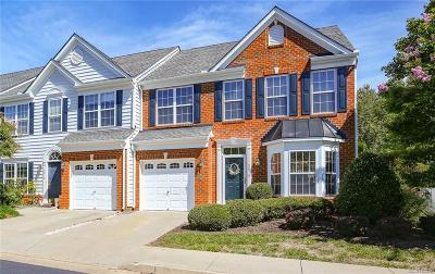 Glen Allen Condo/Townhouse For Sale: 5816 Park Creste Drive #.