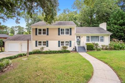 Hopewell Single Family Home For Sale: 503 Mansion Drive