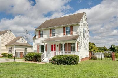 Henrico Single Family Home For Sale: 4709 Millers Lane