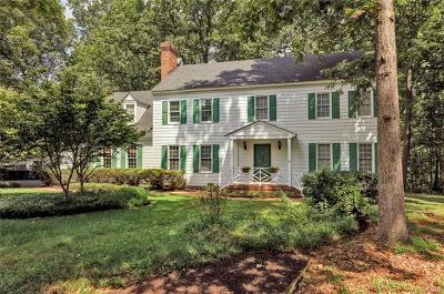Midlothian Single Family Home For Sale: 14400 Galloway Court