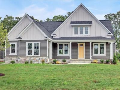 Powhatan Single Family Home For Sale: 954 Cedar Green Drive