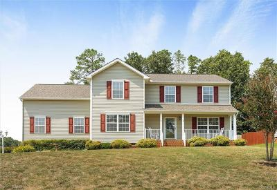 Henrico Single Family Home For Sale: 8036 Heavenly Valley Drive