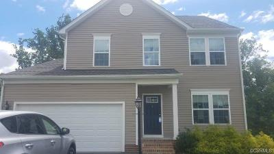 Hopewell Single Family Home For Sale: 1906 River Ridge Place