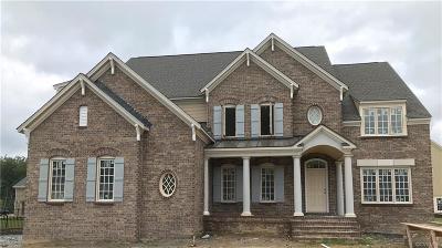 Glen Allen Single Family Home For Sale: 12741 Ellington Woods Place