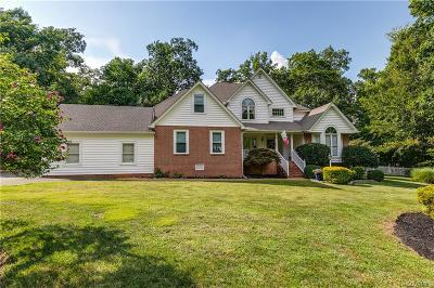 Midlothian Single Family Home For Sale: 3424 Robious Forest Way