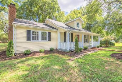 Henrico Single Family Home For Sale: 119 Lee Avenue