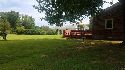 Mathews Single Family Home For Sale: 337 Milton Jones Lane