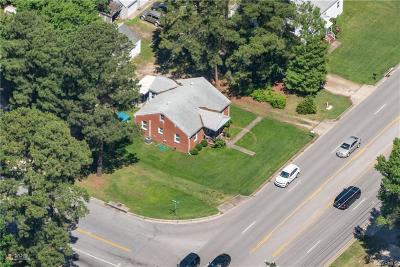 Prince George Commercial For Sale: 4110 Jefferson Park Road