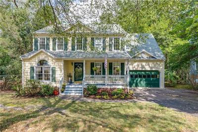 Chester Single Family Home For Sale: 4738 Cedar Cliff Road