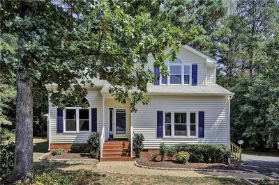 Midlothian Single Family Home For Sale: 14208 Whirlaway Terrace
